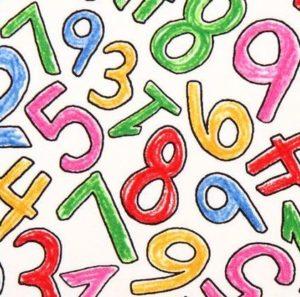 Come memorizzare i numeri velocemente